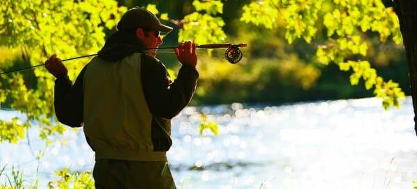 pesca a mosca strategia